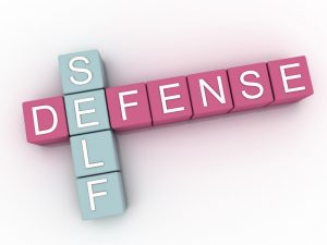Self Defense for Seniors