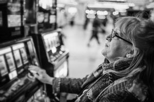 Gambling and Elders: The Risk